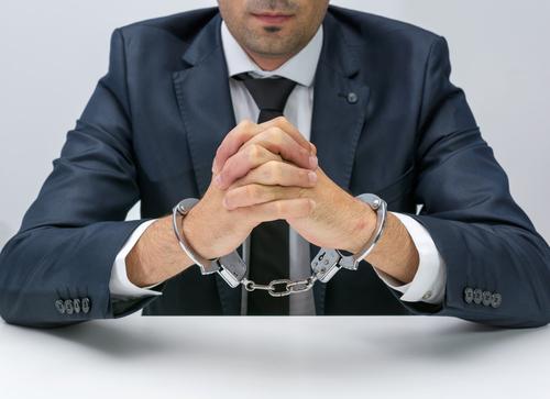 white collar rime lawyer